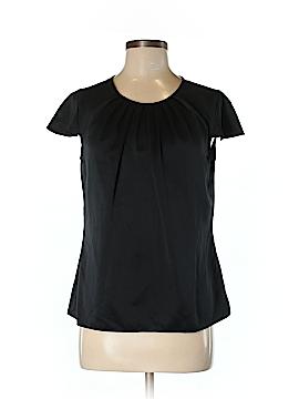 Ann Taylor Factory Short Sleeve Blouse Size 6