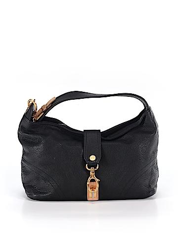 Sigrid Olsen Leather Hobo One Size