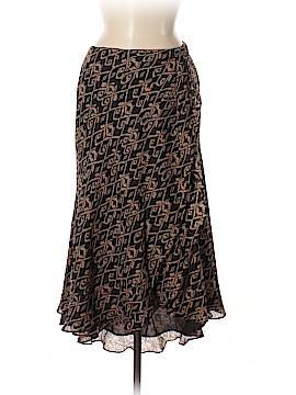 Lauren by Ralph Lauren Silk Skirt Size 8