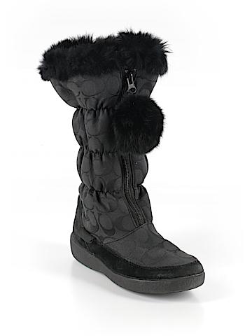 Coach Boots Size 5