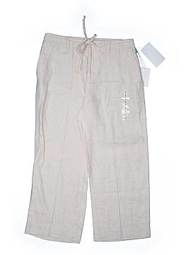 Lizwear by Liz Claiborne Linen Pants Size 8