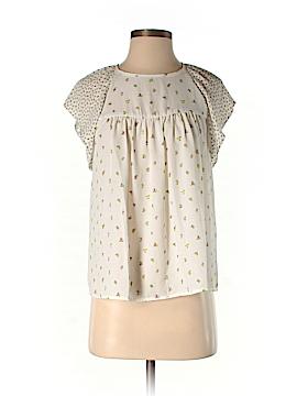 Gap Short Sleeve Blouse Size XS (Petite)