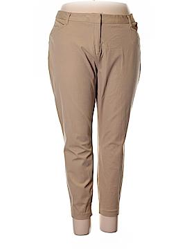 Maurices Khakis Size 26