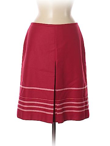 Ann Taylor LOFT Wool Skirt Size 8