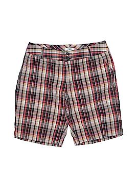 Cato Khaki Shorts Size 12