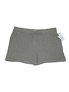 Per Se By Carlisle Shorts Size 2X (Plus)