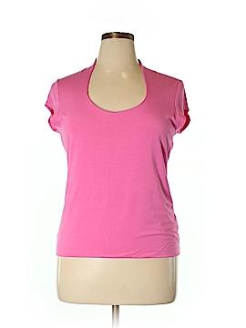 Grace Elements Short Sleeve Top Size XL (Petite)
