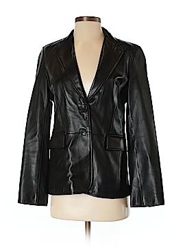 Banana Republic Leather Jacket Size 4