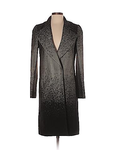 Diane von Furstenberg Wool Coat Size 2