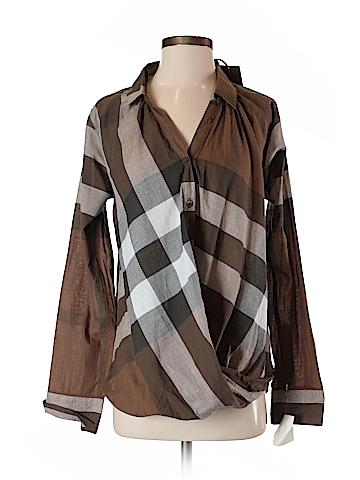 Nicholas K Long Sleeve Button-Down Shirt Size XS