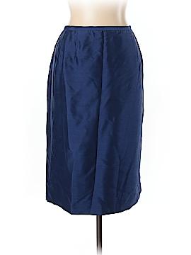Dana Buchman Silk Skirt Size 20 (Plus)