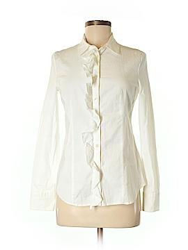 Emporio Armani Long Sleeve Button-Down Shirt Size 10