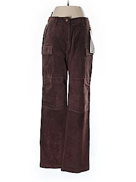 Margaret Godfrey Leather Pants Size 4