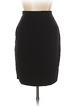 Saks Fifth Avenue Wool Skirt Size 14