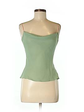 Zac Posen Sleeveless Silk Top Size 4