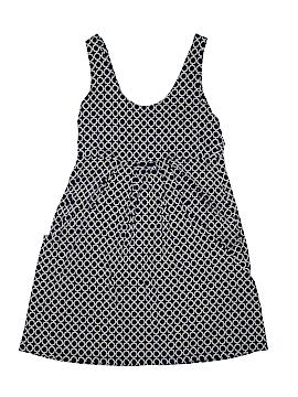 Mandarin Blue Casual Dress Size S