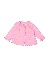 Little Me Girls Cardigan Size 6 mo