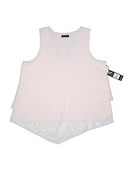 Fylo Sleeveless Blouse Size L