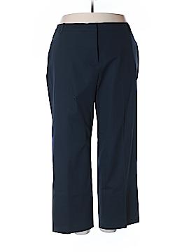 Briggs New York Khakis Size 22 (Plus)