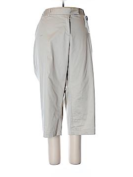 Charter Club Khakis Size 22 (Plus)