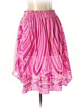 Trina Turk Silk Skirt Size S