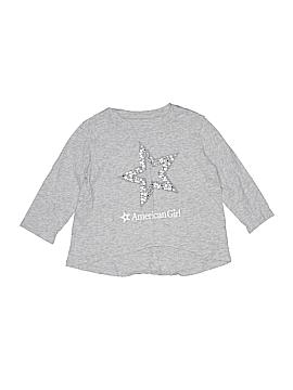 American Girl 3/4 Sleeve T-Shirt Size 7-8