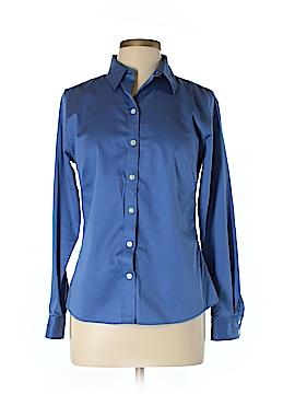 Banana Republic Long Sleeve Button-Down Shirt Size 12 (Petite)