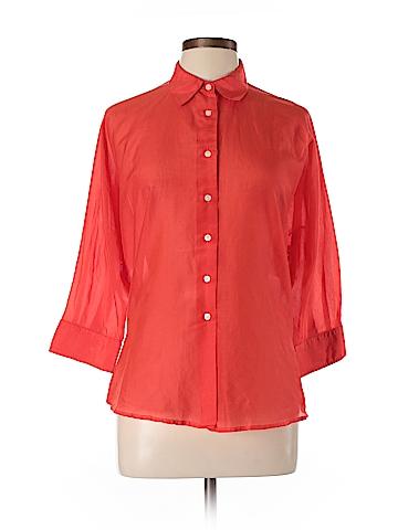 Lauren by Ralph Lauren 3/4 Sleeve Blouse Size 10