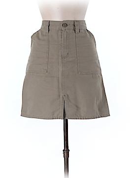B Sport Denim Skirt Size L
