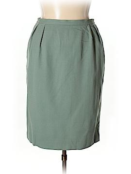 Saville Wool Skirt Size 16