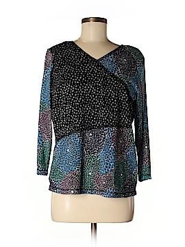 Koret Long Sleeve Blouse Size M
