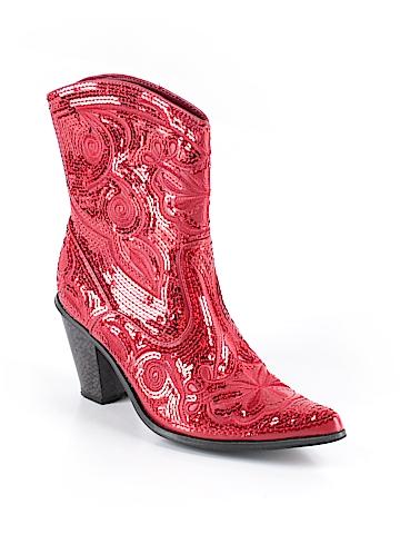 Helen's Heart Boots Size 7