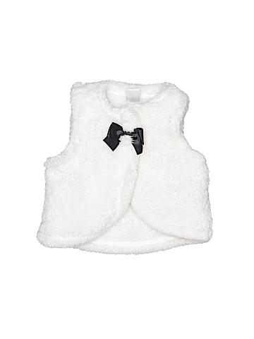 Carter's Faux Fur Vest Size 9 mo