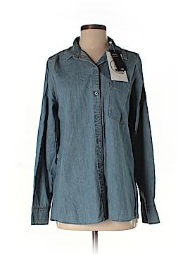 Cheap Monday Long Sleeve Button-Down Shirt Size S