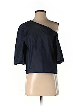 Tibi Short Sleeve Blouse Size 2