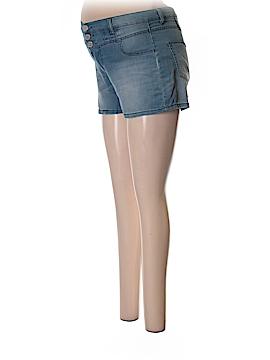 Indigo Blue Denim Shorts Size 9 (Maternity)