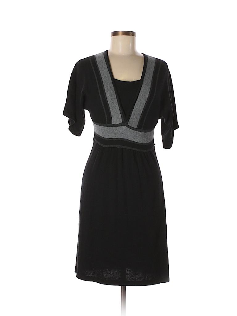 Spense Women Casual Dress Size M (Petite)