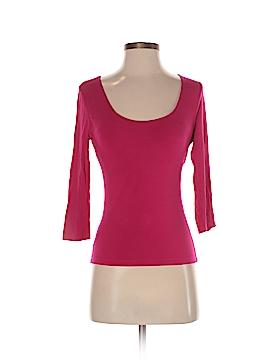 Donna Karan Collection 3/4 Sleeve T-Shirt Size S