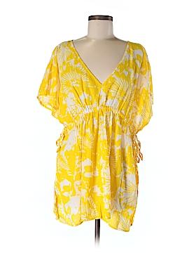 Virginia Johnson Short Sleeve Blouse Size XS
