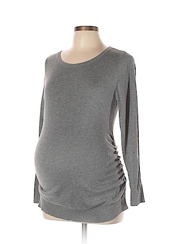 Motherhood Long Sleeve T-Shirt Size L (Maternity)