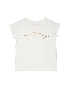 Monoprix Short Sleeve T-Shirt Size 4