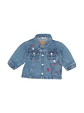 OshKosh B'gosh Denim Jacket Size 6-9 mo