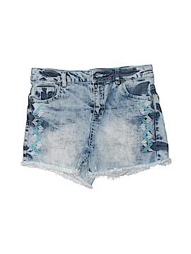 Xhilaration Denim Shorts Size 10