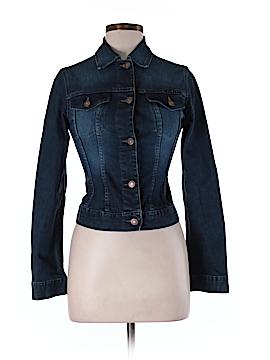 Sisley Denim Jacket Size XS