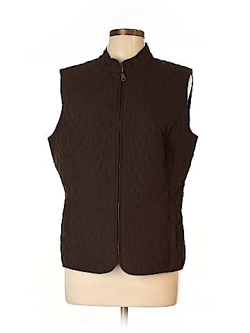 JM Collection Vest Size L