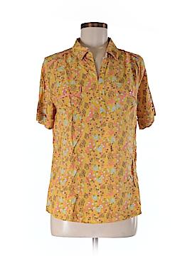 Matilda Jane Short Sleeve Blouse Size M