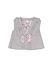 Catherine Malandrino Girls Vest Size 6-9 mo