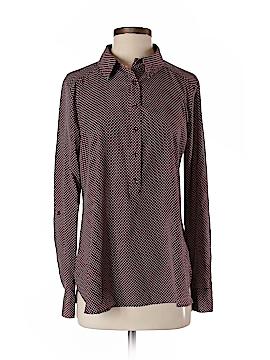 Ann Trinity Long Sleeve Blouse Size S