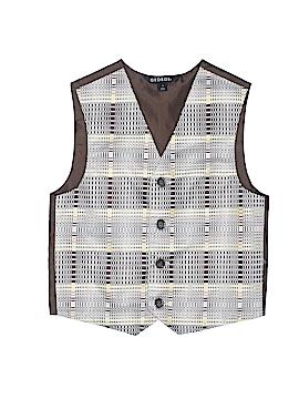 George Tuxedo Vest Size 6