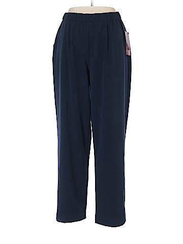 JM Collection Casual Pants Size 16W